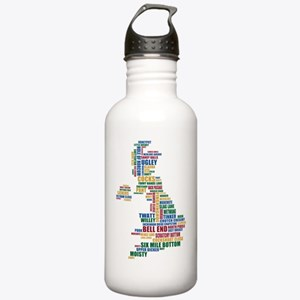 Funny, silly, and stra Stainless Water Bottle 1.0L