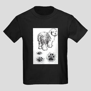 Footprint Kids T-Shirt
