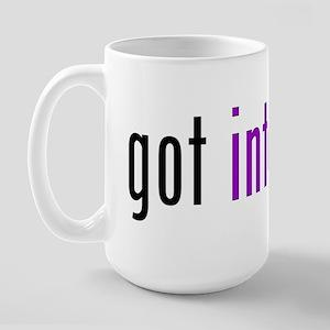 Got Faith? Large Mug