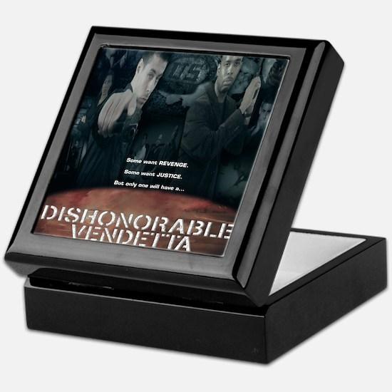 DV Final Poster Keepsake Box