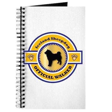 Sheepdog Walker Journal