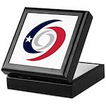 Texas Hurricanes Keepsake Box