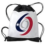 Texas Hurricanes Drawstring Bag