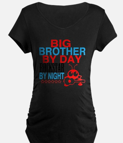 Big Brother by Day, Rocksta T-Shirt