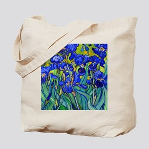 Btn VG Irises 89 Tote Bag