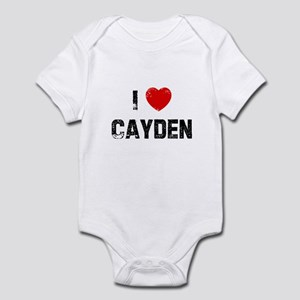 I * Cayden Infant Bodysuit