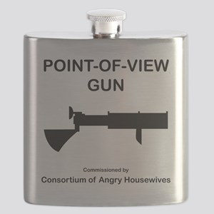 Point-of-ViewGun Flask