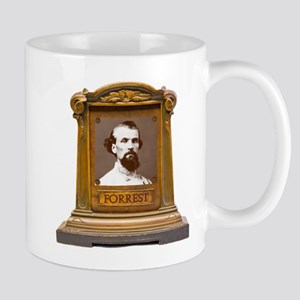 Nathan B. Forrest Antique Memorial Mugs