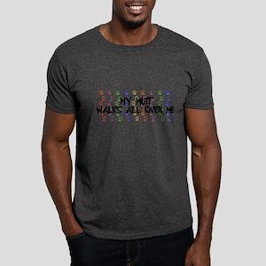 Mutt Walk Dark T-Shirt