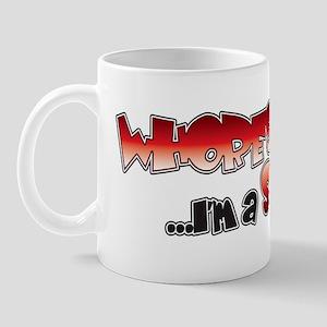 Whores and Sluts bumper Mug