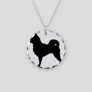 chihuahuabizlong Necklace Circle Charm
