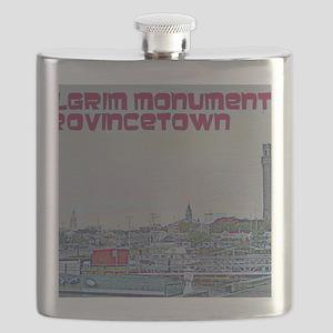 Pilgrim Monument, Provincetown Flask