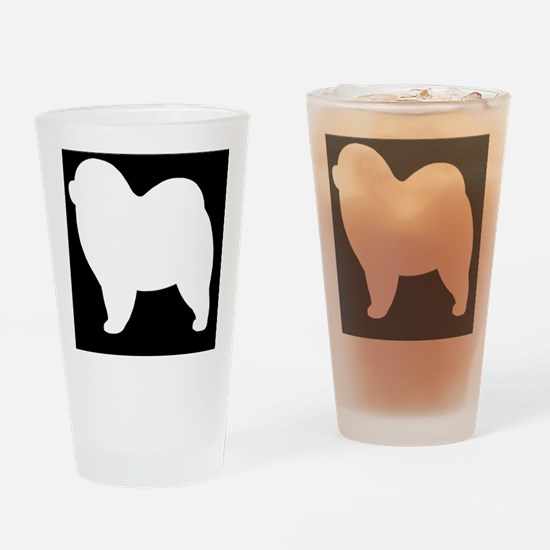 roughchowpatch Drinking Glass
