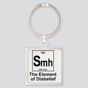 Element Smh Square Keychain