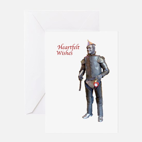 Funny Christmas wizard of oz Greeting Card