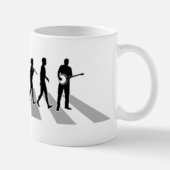 Banjo-Player-B Mug