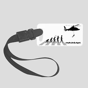 Coast-Guard-B Small Luggage Tag