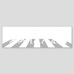 Flight-Attendant-A Sticker (Bumper)