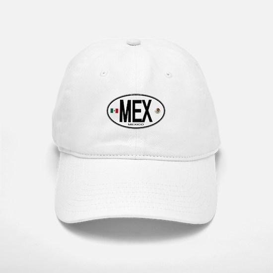 Mexico Euro-style Country Code Cap
