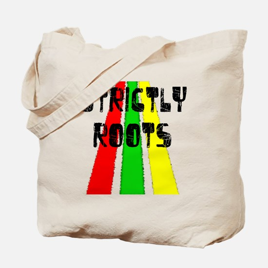 Strictly Roots Tote Bag