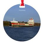 Victoriaborg Round Ornament