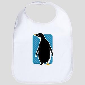 Proud Penguin Bib