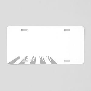 Coast-Guard-A Aluminum License Plate