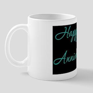 Happy 26th Anniversary Banner Mug