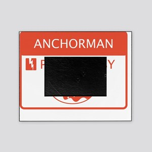 Anchorman Powered by Doughnuts Picture Frame