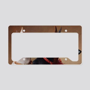 db_car_magnet_20_mal_12 License Plate Holder
