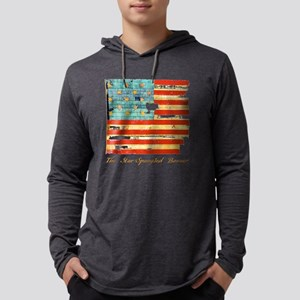 """Star-Spangled Banner"" Long Sleeve T-Shirt"