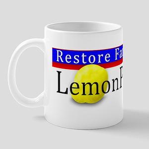 Restore Family Values Mug