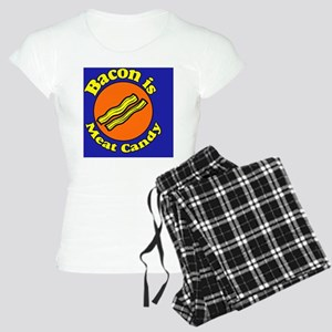 Bacon is Meat Candy Women's Light Pajamas