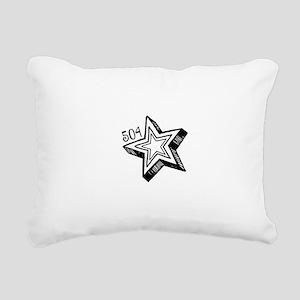 504 Rectangular Canvas Pillow