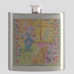 Summer Afternoon Flask