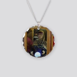 THE FORTUNE TELLER™ Necklace Circle Charm