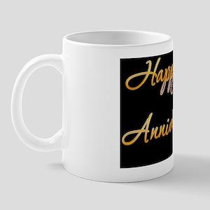 Happy 29th Anniversary Banner Mug