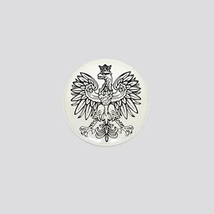 Polish Eagle Mini Button