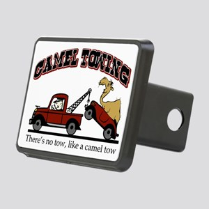 Camel Towing Rectangular Hitch Cover