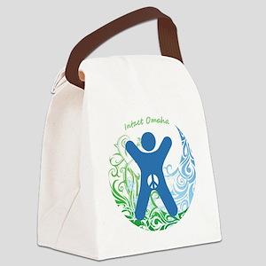 Intact Omaha Canvas Lunch Bag