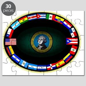 WA Hispanic Image Org Logo noframe Puzzle