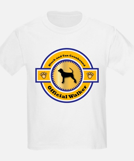 Coonhound Walker Kids T-Shirt