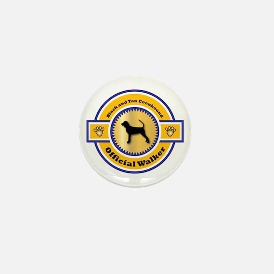 Coonhound Walker Mini Button