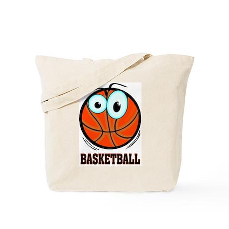 Basketball, Tote Bag