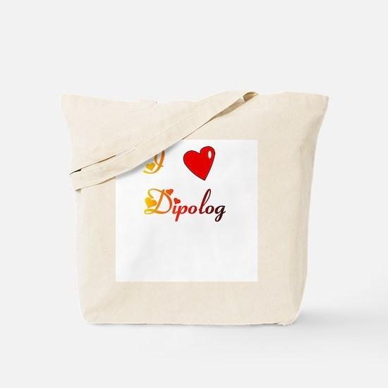 I Love Dipolog Gifts Tote Bag