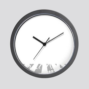 Tree-Trimmer-A Wall Clock