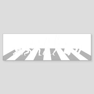 Waste-Collector-A Sticker (Bumper)