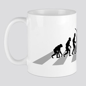 The Evolution of Man - Mug