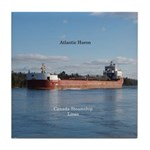 Atlantic Huron Tile Coaster