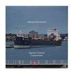 Algoma Enterprise Tile Coaster